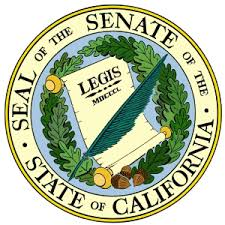 State of California Seal of the Senate